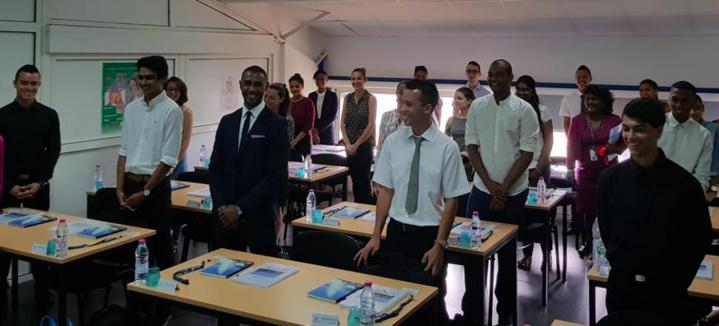 Air Austral inaugure son école de stewards et d'hôtesses