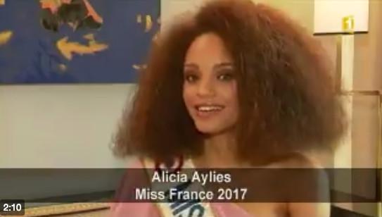 Miss France : ses cheveux en ruine !