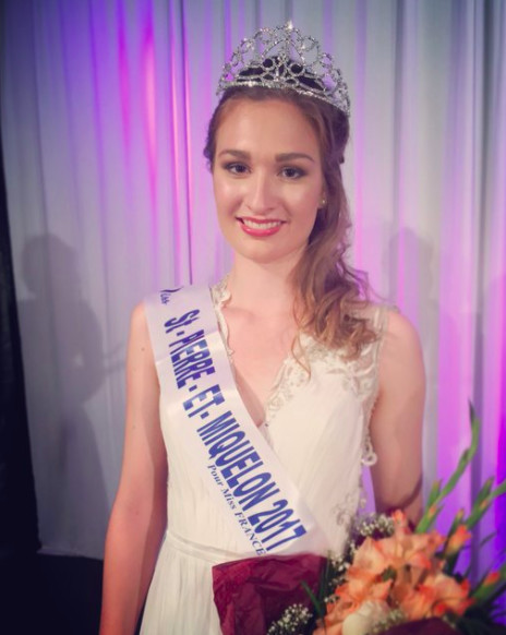 Miss Saint Pierre-et- Miquelon