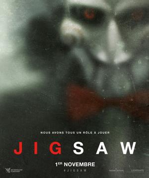 [JEU] La sortie du mercredi : JIGSAW