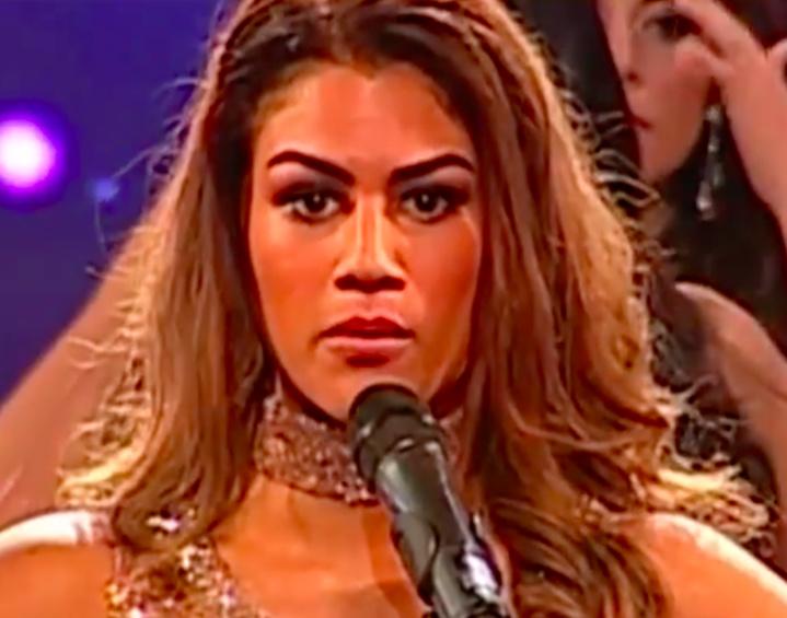 Les finalistes de Miss Pérou se révoltent face aux violences faites aux femmes