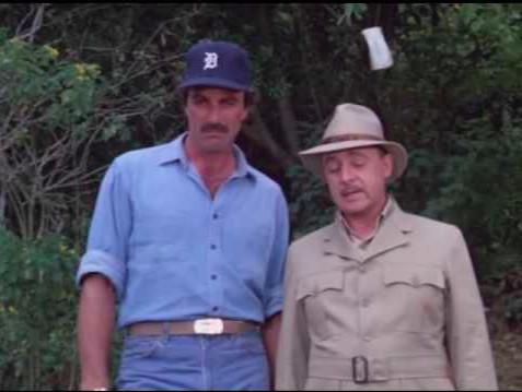 Photo: capture d'écran Youtube Magnum et Higgins