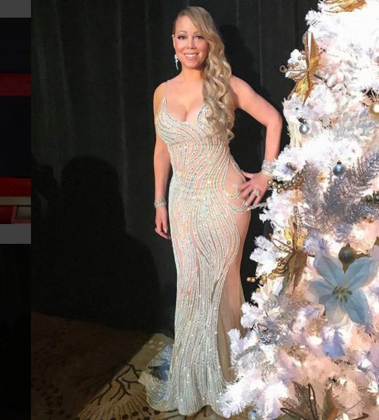 Mariah Carey n'assume plus son poids : elle subit une réduction de l'estomac
