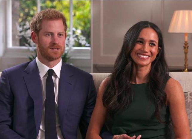 Le Prince Harry et Meghan Markle mariés en mai