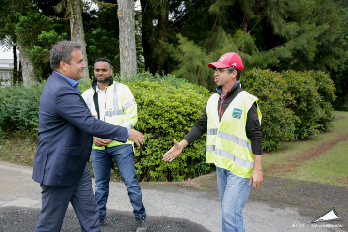PRR : Réhabilitation et construction de nouveaux équipements dans la commune de la Plaine des Palmistes EntrepriseCollectivitéIngénierie financière