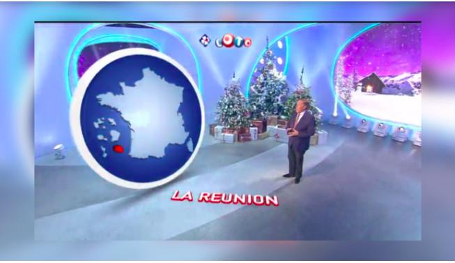 [VIDEO] Super cadeau de Noël pour un Réunionnais : 3 millions d'euros empochés au Loto !