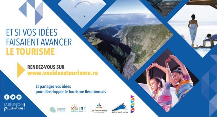 Le Tourisme pensé par les Réunionnais