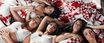 Les soeurs Kardashian réunies en petites culottes