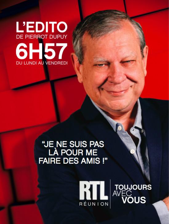 """Pierrot Dupuy : """"Je ne suis pas là pour me faire des amis"""" !"""