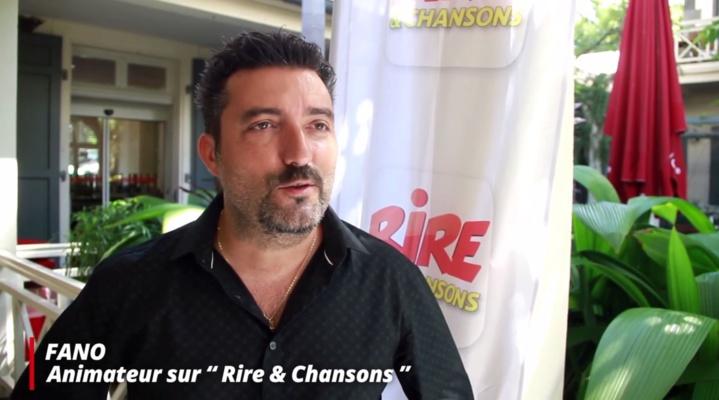 """Phano : le cyclone de bonne humeur de """"Rire et Chansons"""""""