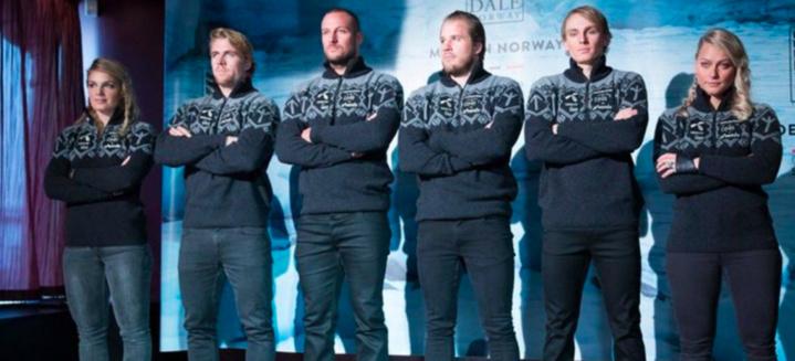Scandale: des symboles nazis sur les tenues des Norvégiens pour les JO d'hiver