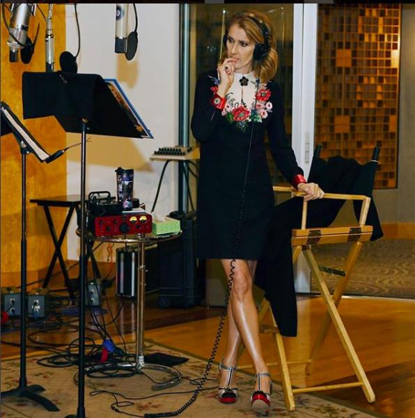 Céline Dion se confie sur les derniers moments de René