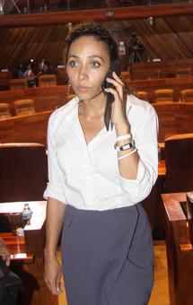 Corine Peyron directrice