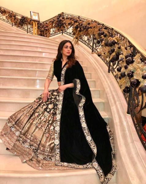 La star de Bollywood Sridevi Kapoor s'est éteinte