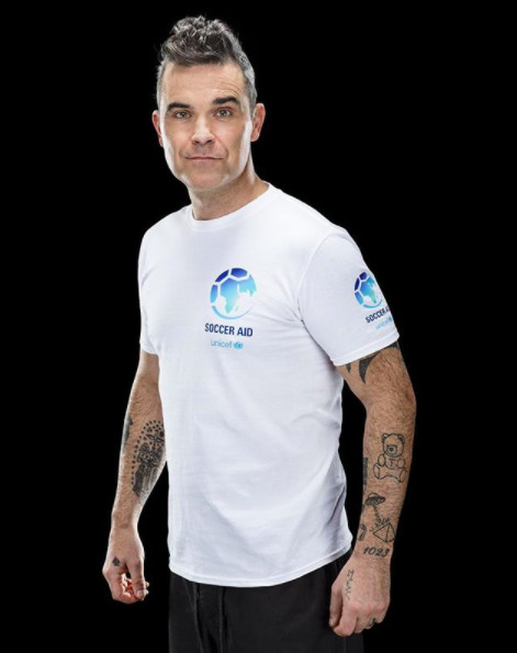 Robbie Williams raconte sa maladie mentale