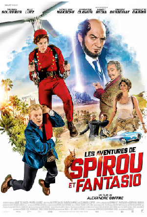 [JEU] La sortie du mercredi : Les aventures de Spirou et Fantasio
