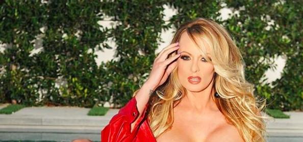 L'actrice porno ne veut plus couvrir Donald Trump