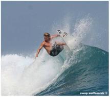 Tom Frager à La Réunion