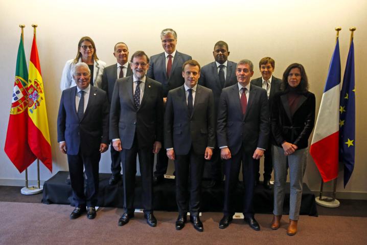 Rencontre des Présidents des RUP et des Chefs d'Etat et de Gouvernement de la France, de l'Espagne et du Portugal
