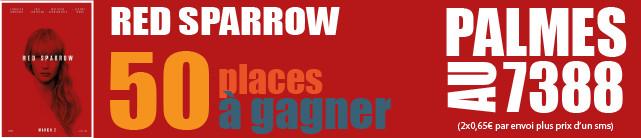 [JEU] La sortie du mercredi : RED SPARROW