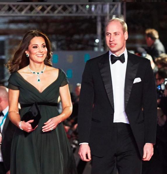 Le royal Baby est né !