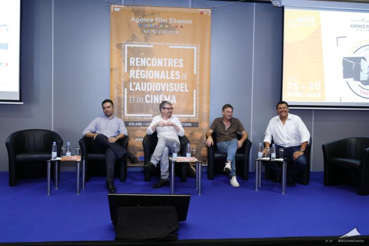 5ème édition des rencontres régionales de l'audiovisuel et du cinéma