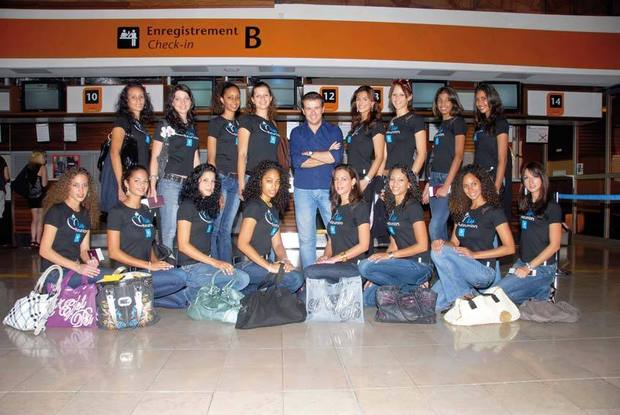 Les 16 candidates à Rodrigues…
