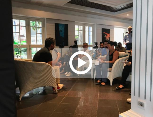 Manu Payet : l'enfant prodige se produit pour la première fois sur son île