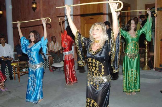L'ambiance du Maroc