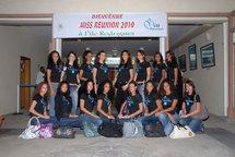 Miss Réunion : les candidates à Rodrigues