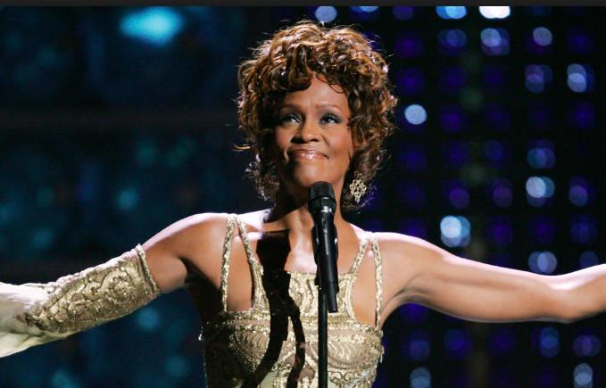 Whitney Houston victime d'une agression sexuelle enfant