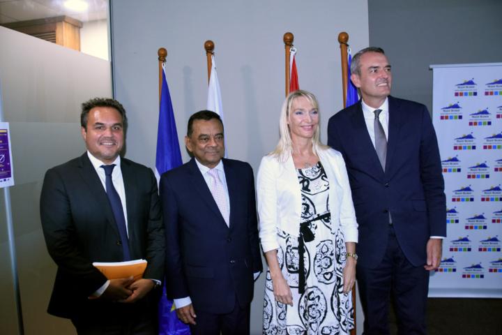 Les 3 ans de l'antenne régionale économique de Maurice
