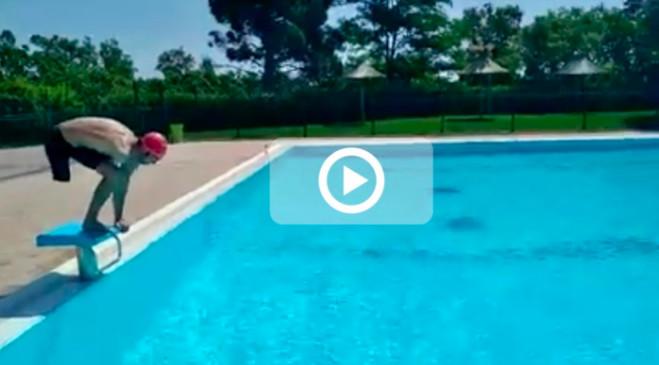 Mutilé après l'attaque de requin à Boucan, il reprend la compétition