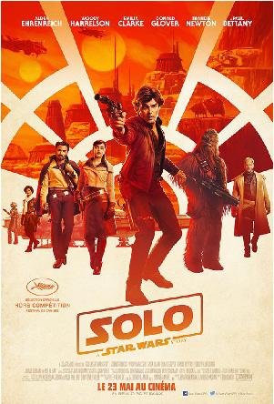 [JEU] La sortie du mercredi : SOLO : A STAR WARS STORY