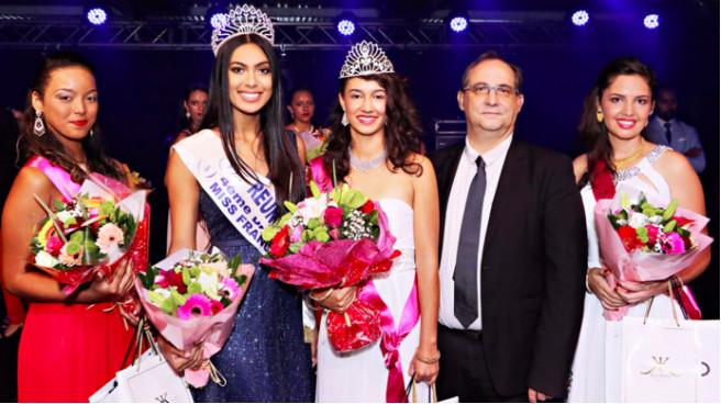 Miss Salazie 2018: Rachel Nourry remporte le titre