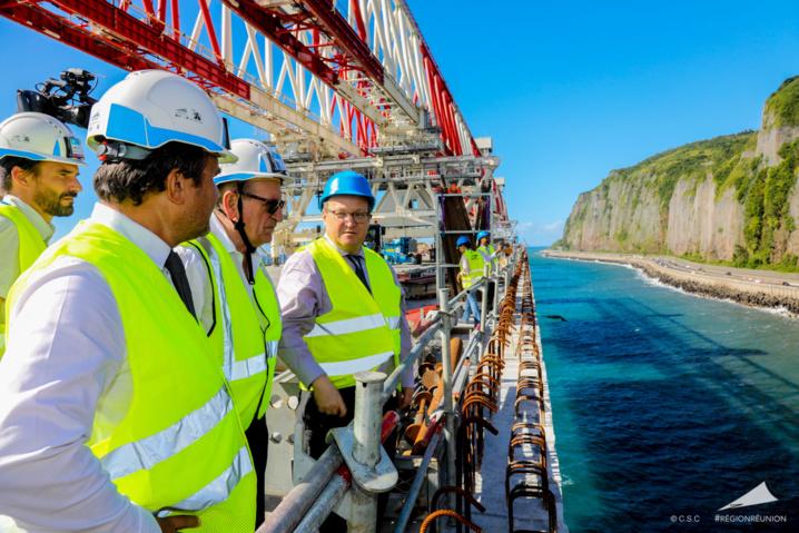 Visite de la NRL par la Banque Européenne d'Investissement (BEI)