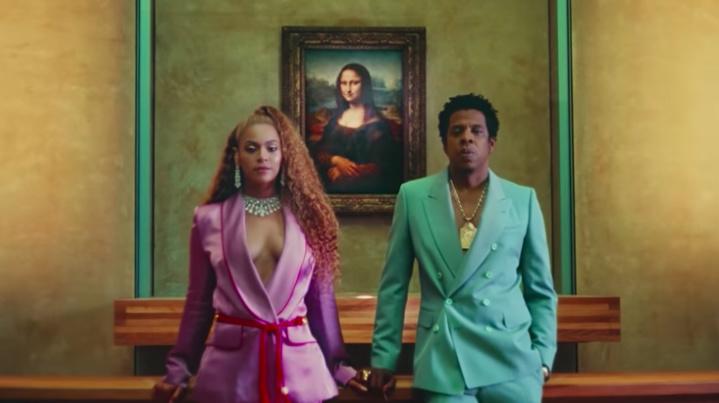Jay-Z et Beyoncé : leur incroyable clip tourné Louvre