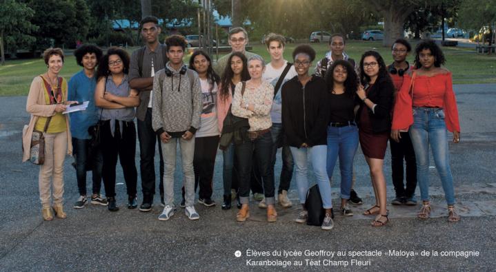 Un Pass Culture pour les lycéens et apprentis