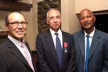 Légion d'Honneur pour Daniel Tirel