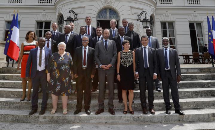 Didier Robert engage avec Edouard Philippe un contrat de confiance : Le modèle Réunionnais