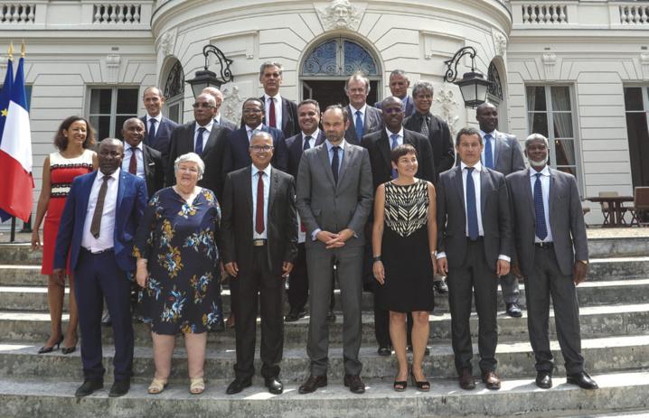 Assises des Outre-Mer : Le livre bleu, le contrat de confiance