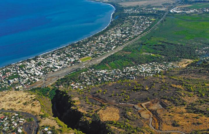 Modification du Schéma d'Aménagement Régional (SAR) de la Réunion