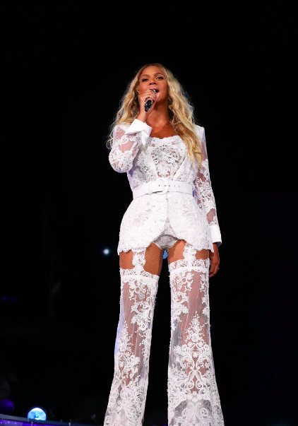 Beyoncé : ses jumeaux ont bien grandi !