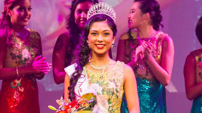 Miss Azian Réunion 2018 : c'est Naïla Mall !