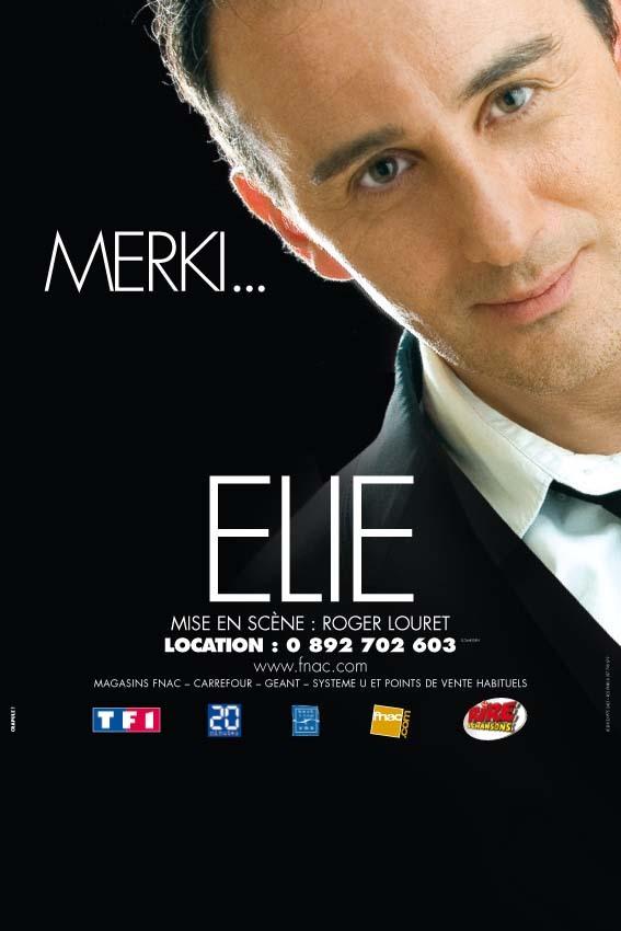 Elie Semoun, l'orfèvre du rire arrive…
