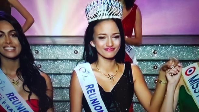 Miss Réunion 2018 : c'est Morgane Soucramanien
