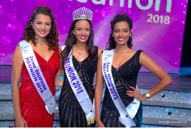 Miss Réunion 2018 : retour en images