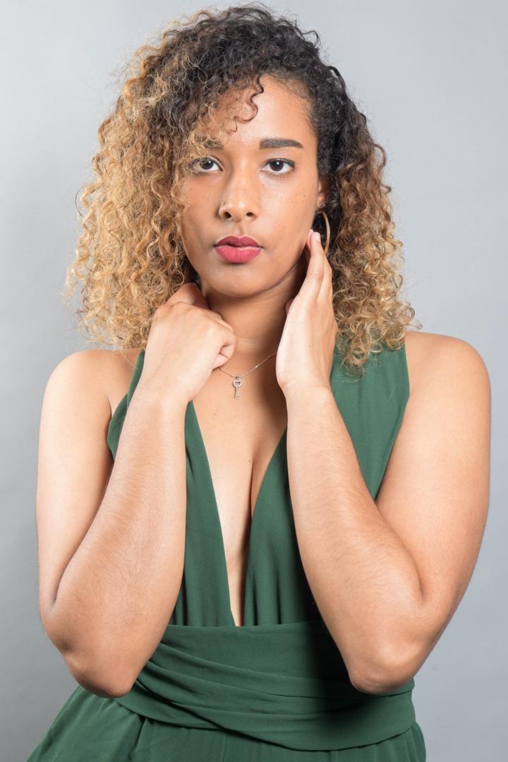 Myriam, la Réunionnaise gardien de la paix