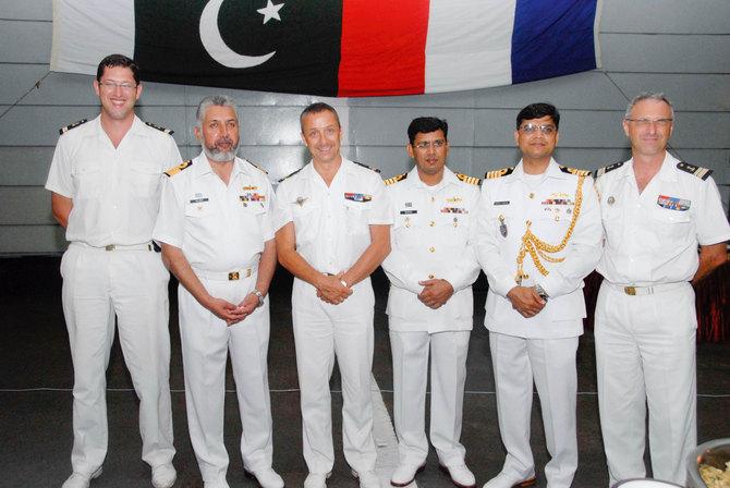 Le Pakistan en escale