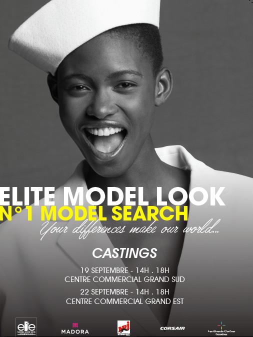 Agnès, gagne Elite Model Look Mauritius 2018